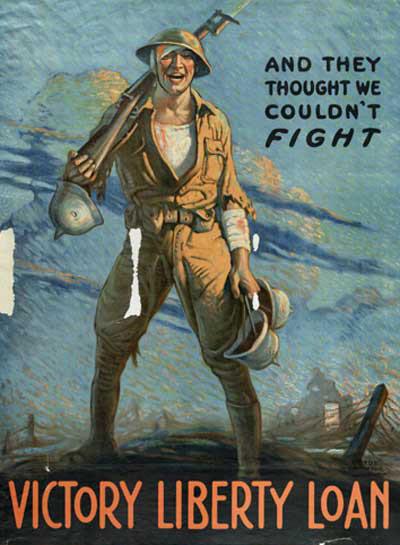 essay on propaganda in world war 1